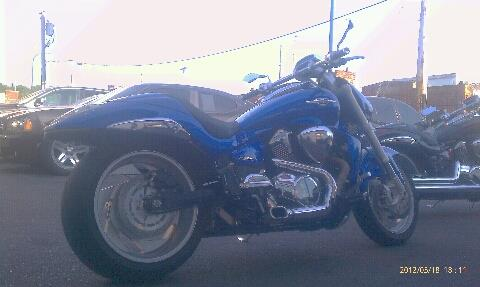 2007 Suzuki M109RZ BOULEVARD mr109rz 1800  - CINCINNATI  OH