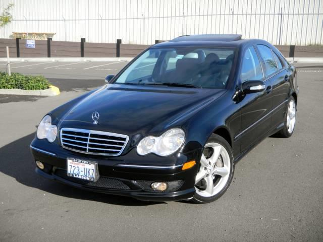 Used 2006 mercedes benz c class for sale 5635 south for Mercedes benz c class 2006 for sale