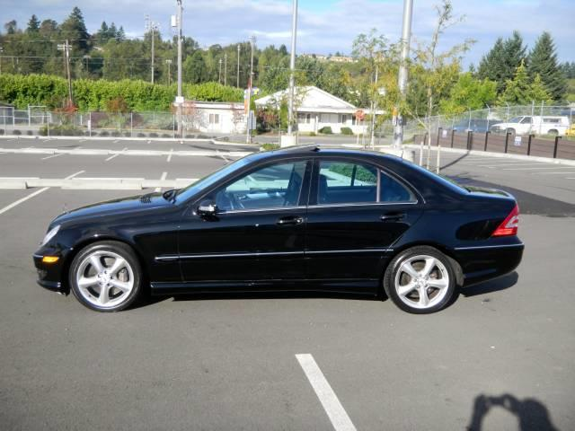 Used 2006 mercedes benz c class for sale 5635 south for Mercedes benz of tacoma