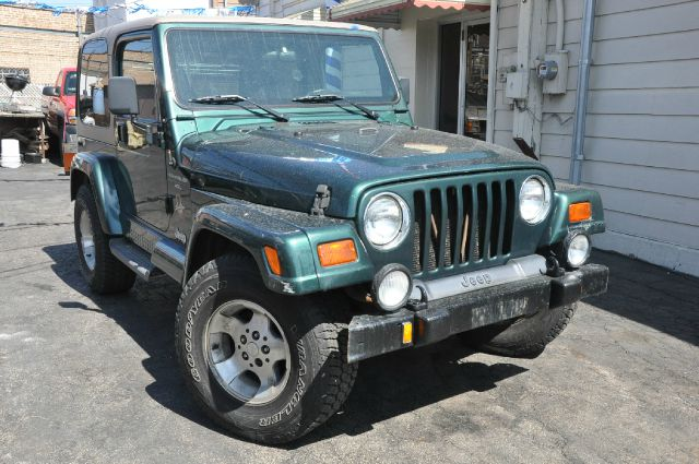 1999 Jeep Wrangler for sale in CHICAGO IL