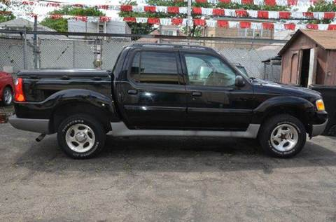 2003 Ford Explorer Sport Trac for sale in Chicago, IL