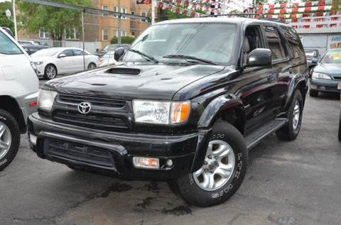 2002 toyota 4runner for sale illinois. Black Bedroom Furniture Sets. Home Design Ideas