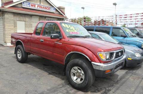 toyota tacoma for sale chicago il. Black Bedroom Furniture Sets. Home Design Ideas