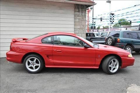 1994 Ford Mustang SVT Cobra For Sale  Carsforsalecom