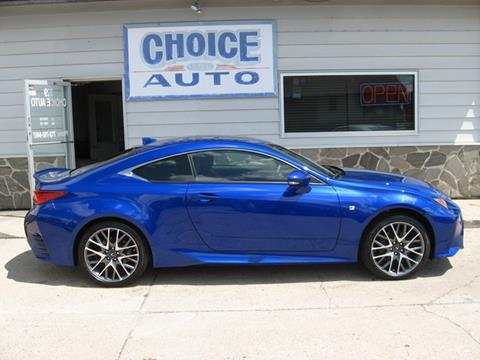 2015 Lexus RC 350 for sale in Carroll, IA
