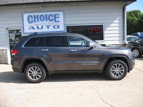 2016 Jeep Grand Cherokee for sale in Carroll, IA