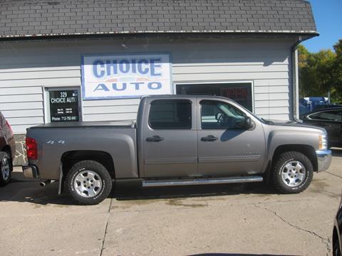 2013 Chevrolet Silverado 1500 for sale in Carroll, IA
