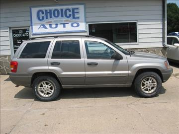 2002 Jeep Grand Cherokee for sale in Carroll, IA