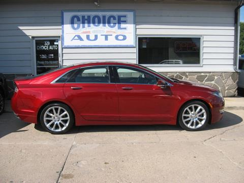 2016 Lincoln MKZ for sale in Carroll, IA