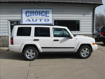 2006 Jeep Commander for sale in Carroll, IA