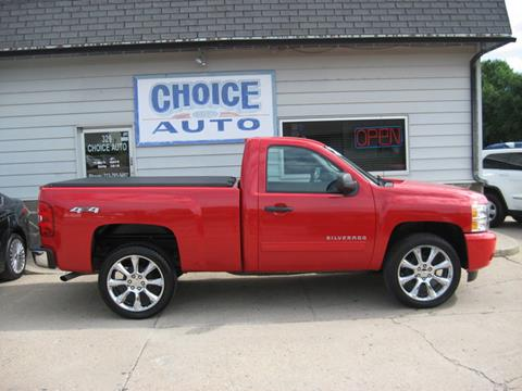 2011 Chevrolet Silverado 1500 for sale in Carroll, IA