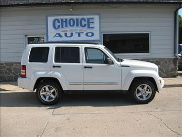 2008 Jeep Liberty for sale in Carroll, IA