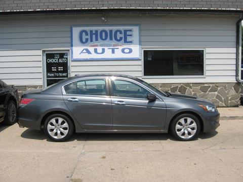 2008 Honda Accord for sale in Carroll, IA