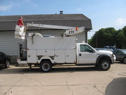 2007 Ford F-450 for sale in Carroll, IA