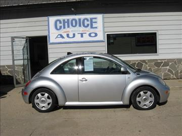 2000 Volkswagen New Beetle for sale in Carroll, IA