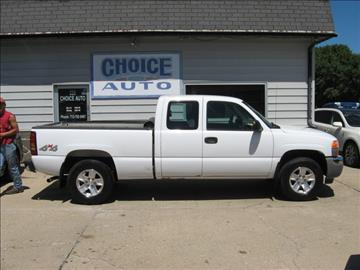 2006 GMC Sierra 1500 for sale in Carroll, IA