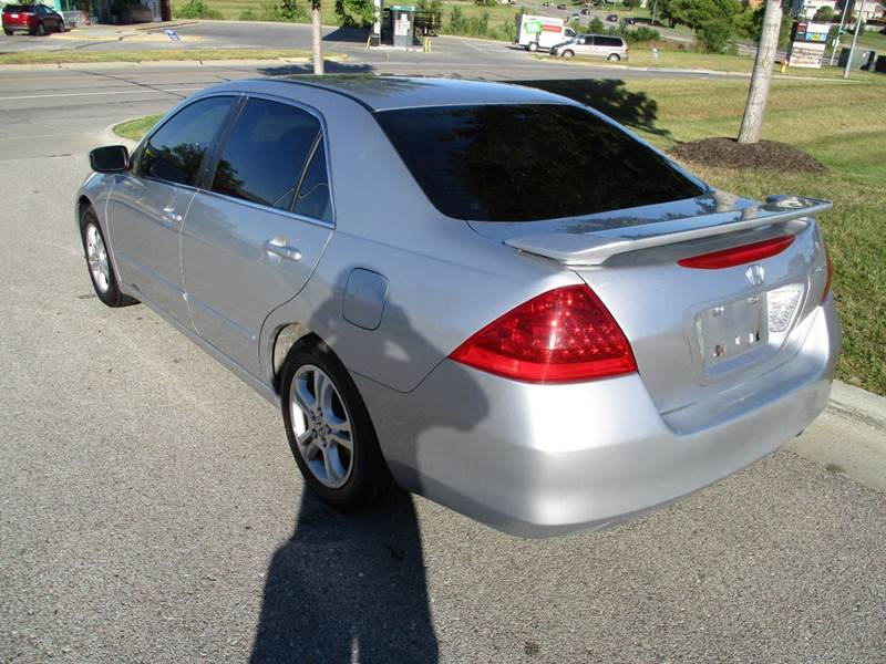 2007 Honda Accord Special Edition 4dr Sedan (2.4L I4 5A) - La Vista NE