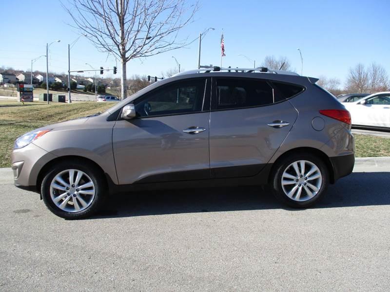 2012 Hyundai Tucson Limited 4dr SUV - La Vista NE