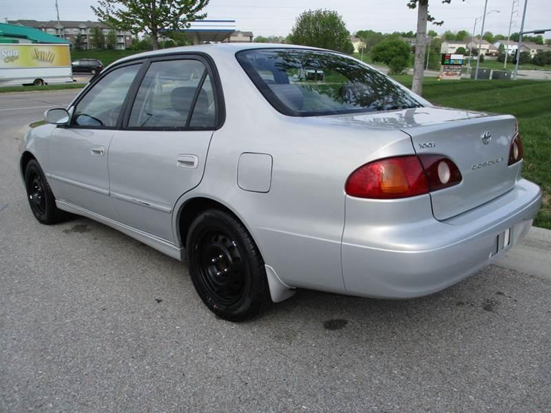 2002 Toyota Corolla CE 4dr Sedan - La Vista NE