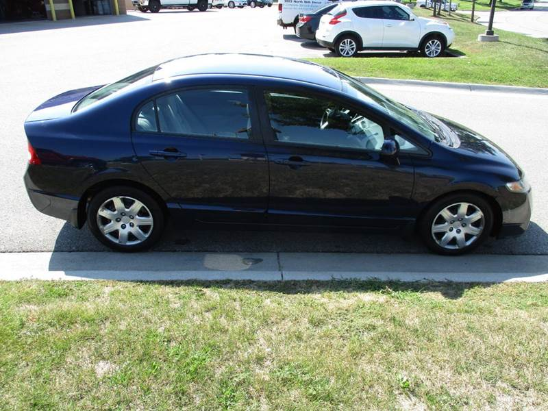 2010 Honda Civic LX 4dr Sedan 5A - La Vista NE