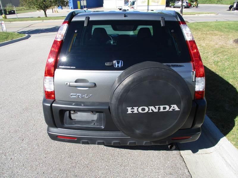2006 Honda CR-V AWD EX 4dr SUV w/Automatic - La Vista NE