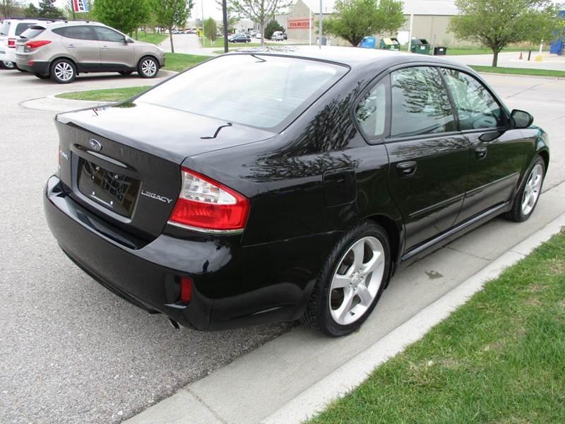 2008 Subaru Legacy AWD 2.5i 4dr Sedan 5M - La Vista NE