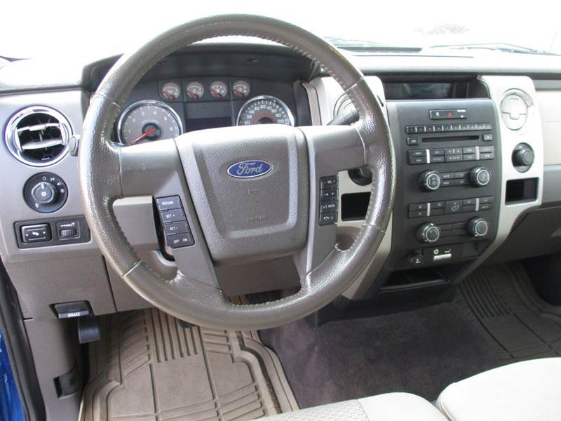 2010 Ford F-150 4x4 XLT 4dr SuperCrew Styleside 5.5 ft. SB - La Vista NE