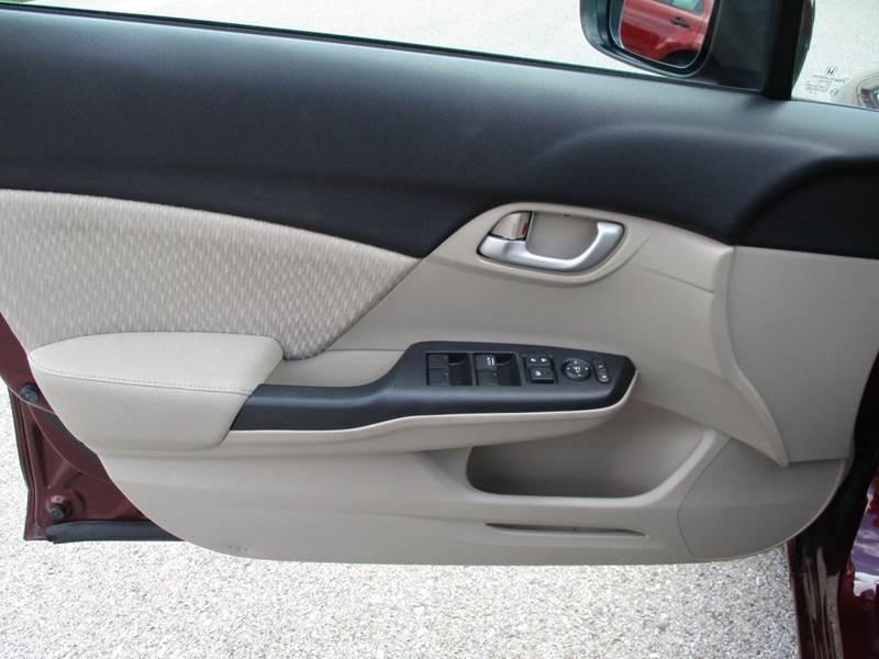 2014 Honda Civic LX 4dr Sedan CVT - La Vista NE