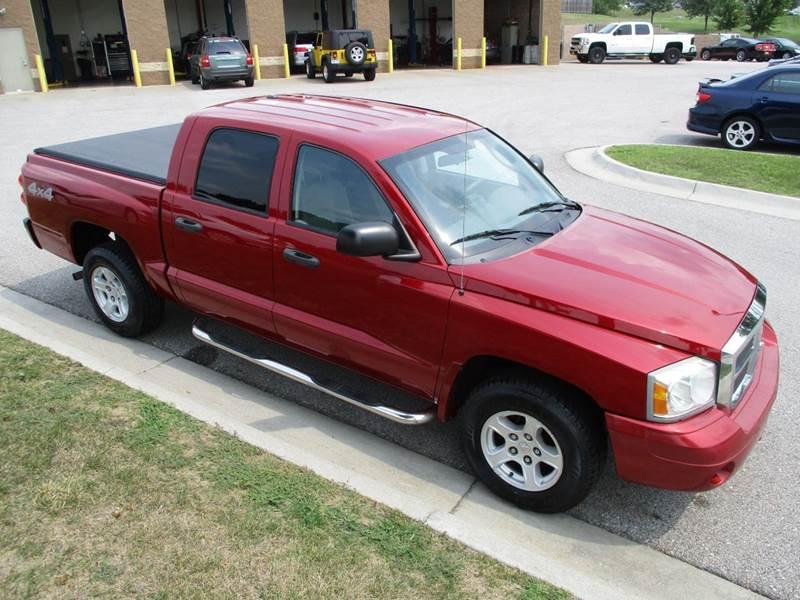 2007 Dodge Dakota SLT 4dr Quad Cab 4x4 SB - La Vista NE