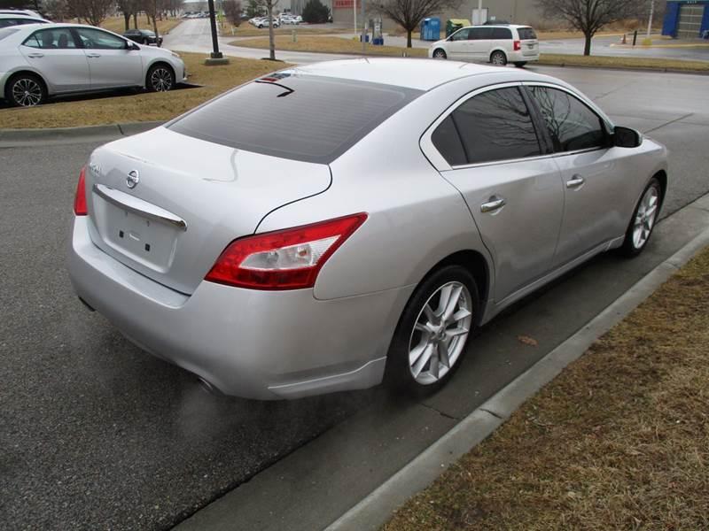 2011 Nissan Maxima 3.5 SV 4dr Sedan - La Vista NE