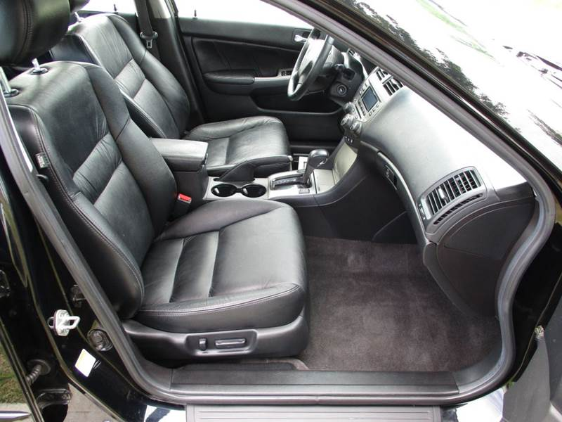 2007 Honda Accord EX-L V-6 4dr Sedan (3L V6 5A) - La Vista NE