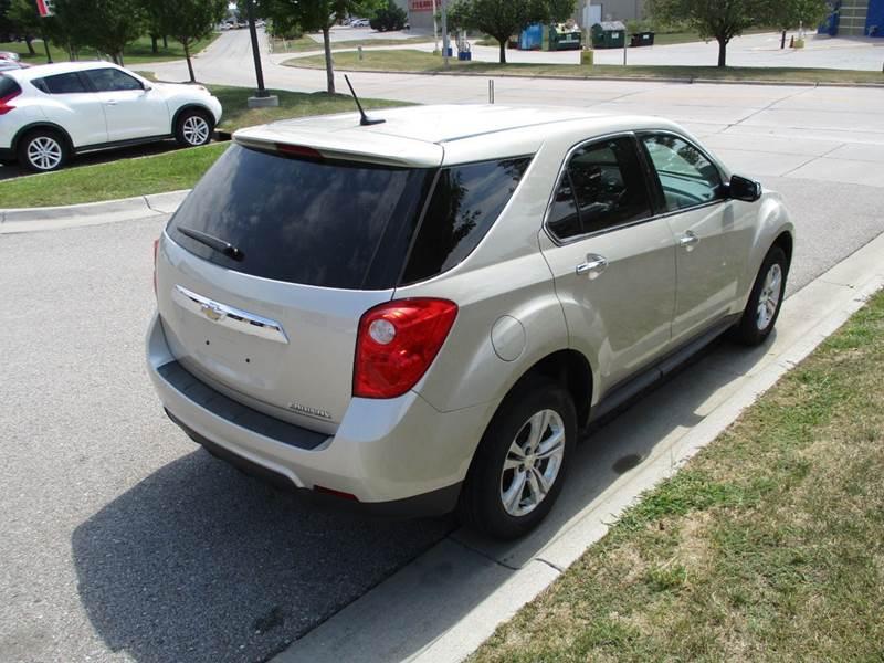 2014 Chevrolet Equinox AWD LS 4dr SUV - La Vista NE