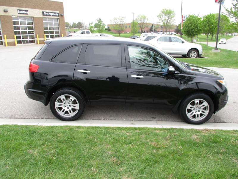 2009 Acura MDX SH-AWD 4dr SUV w/Technology and Entertainment Package - La Vista NE