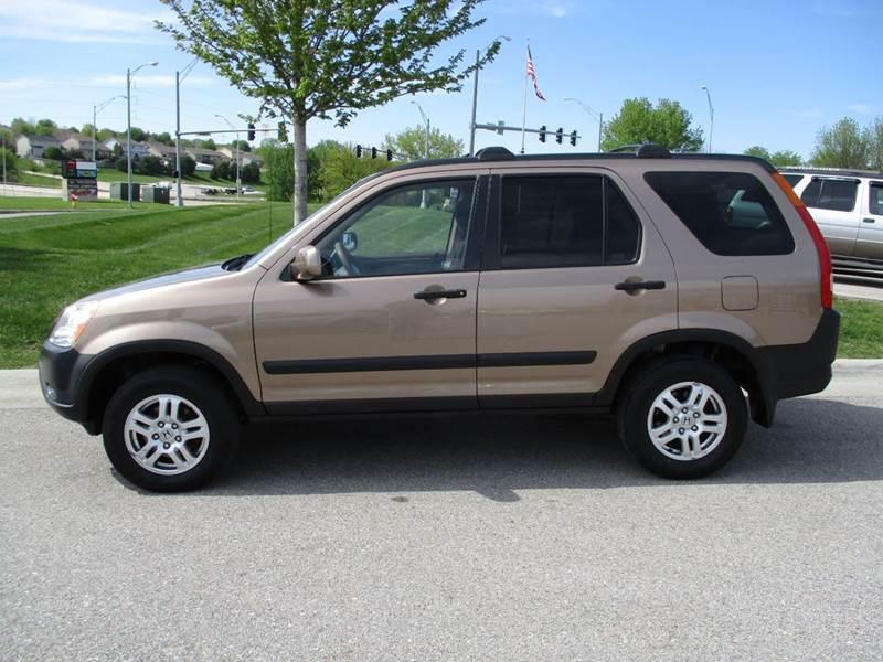 2003 Honda CR-V AWD EX 4dr SUV - La Vista NE