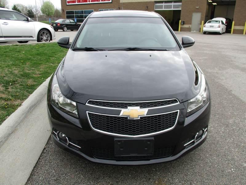 2012 Chevrolet Cruze LTZ 4dr Sedan w/1LZ - La Vista NE