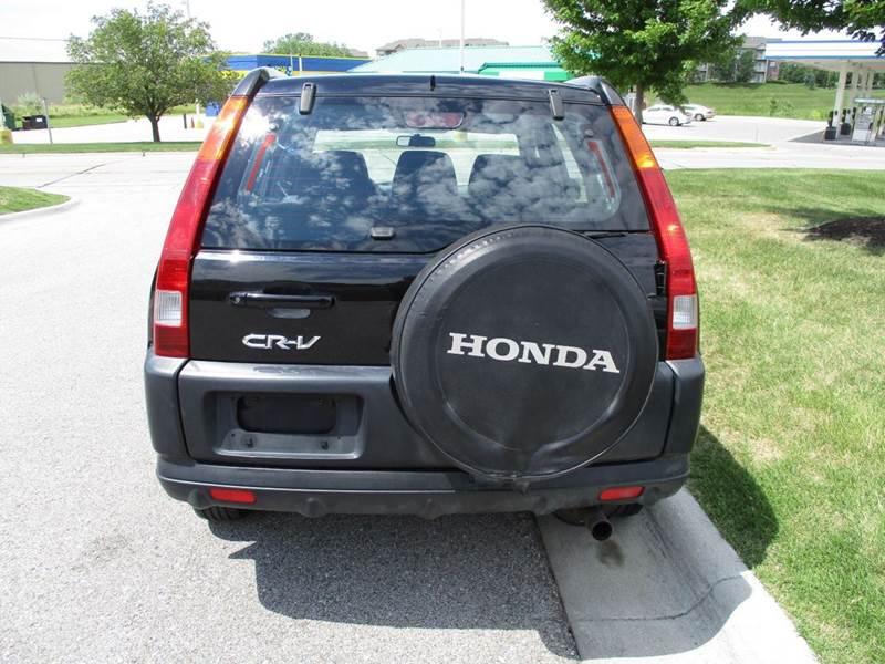 2004 Honda CR-V AWD LX 4dr SUV - La Vista NE
