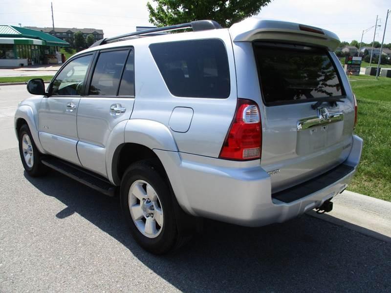 2006 Toyota 4Runner Sport Edition 4dr SUV 4WD w/V6 - La Vista NE