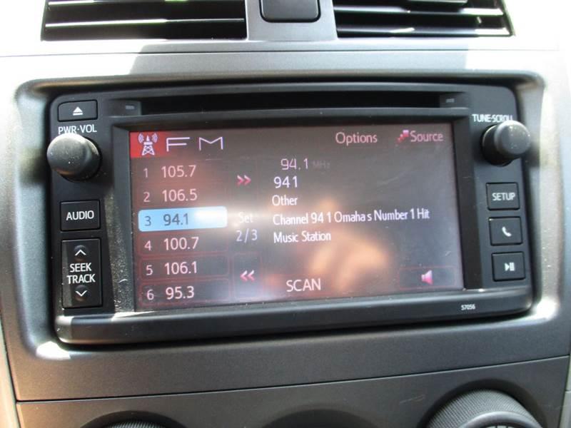 2013 Toyota Corolla S 4dr Sedan 5M - La Vista NE