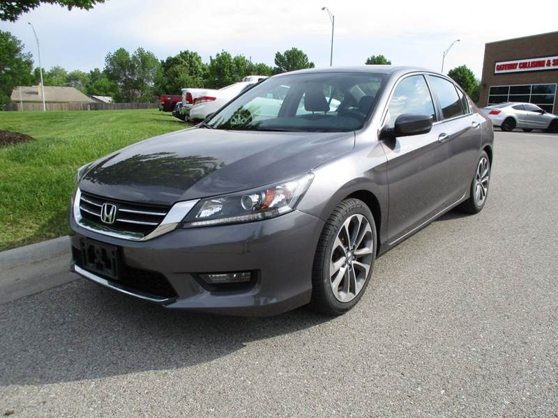 2014 Honda Accord Sport 4dr Sedan CVT - La Vista NE
