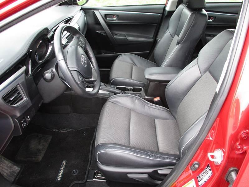 2014 Toyota Corolla S Premium 4dr Sedan - La Vista NE