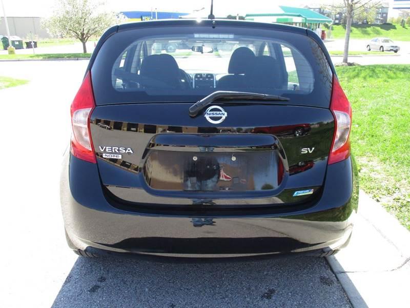 2014 Nissan Versa Note S 4dr Hatchback - La Vista NE