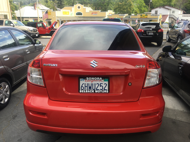 2008 Suzuki SX4 Sport 4dr Sedan 4A w/Convenience Package - Sonora CA