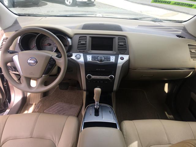 2009 Nissan Murano S AWD 4dr SUV - Sonora CA