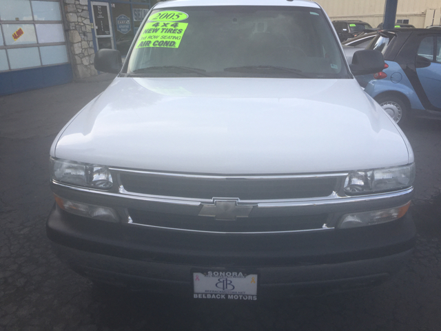 2005 Chevrolet Tahoe LS 4WD 4dr SUV - Sonora CA