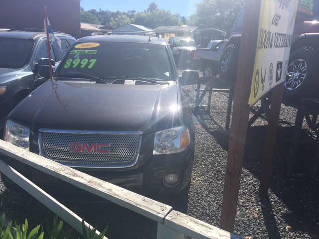 2007 GMC Envoy Denali 4dr SUV 4WD - Sonora CA