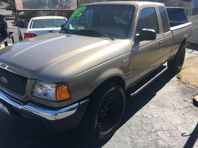 2003 Ford Ranger XLT 4dr SuperCab 4WD SB - Sonora CA