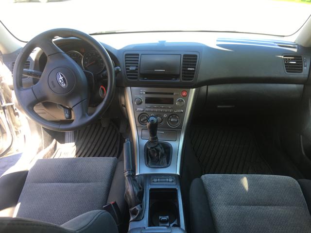 2006 Subaru Outback 2.5i AWD 4dr Wagon w/Manual - Sonora CA