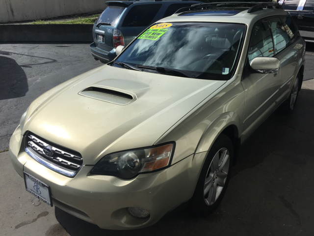 2005 Subaru Outback 2 5 XT Limited AWD 4dr Turbo Wagon In