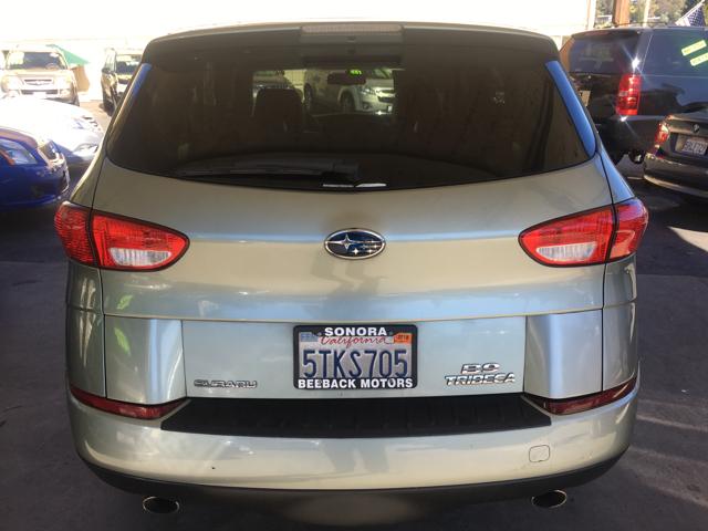 2006 Subaru B9 Tribeca Ltd. 5-Pass. AWD Limited Passenger 4dr SUV w/Navi, Beige Int. w/Nav, Beige Int. - Sonora CA