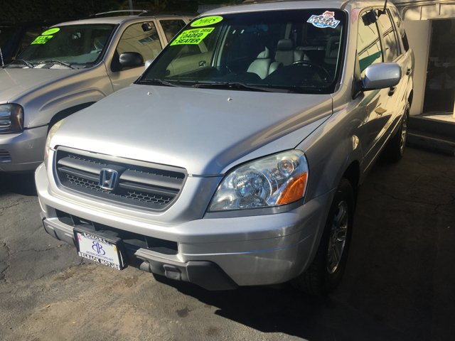 2005 Honda Pilot EX-L 4dr 4WD SUV w/Leather and Entertainment System - Sonora CA